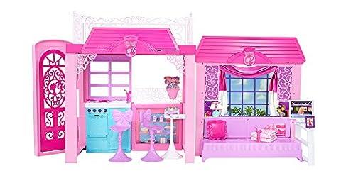 Barbie - X7945 - Maison de Poupée - Maison de Vacances