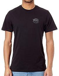 Vans Camiseta Holder Street II Negro-Asphalt