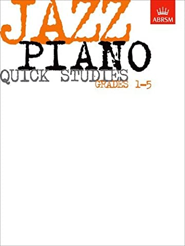 Jazz Piano Quick Studies, Grades 1-5