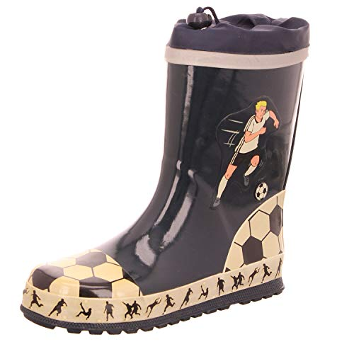 Beck Rubber Boots Rain Boots No. 497 Football New