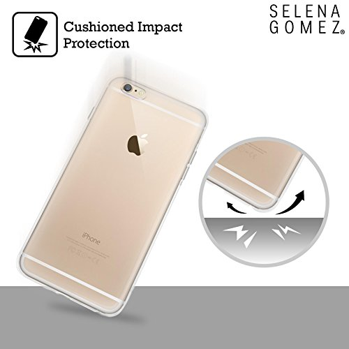 Offizielle Selena Gomez Kill Em with Kindness Revival Soft Gel Hülle für Apple iPhone 6 / 6s Seitendeckel Kunst