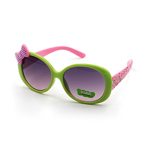 Xinmade Butterfly Kids UV400 Sunglasses