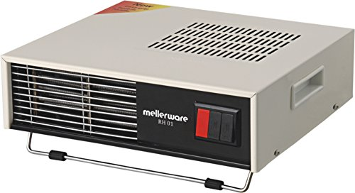 Mellerware Rh 01 2000-watt Room Heater (grey)