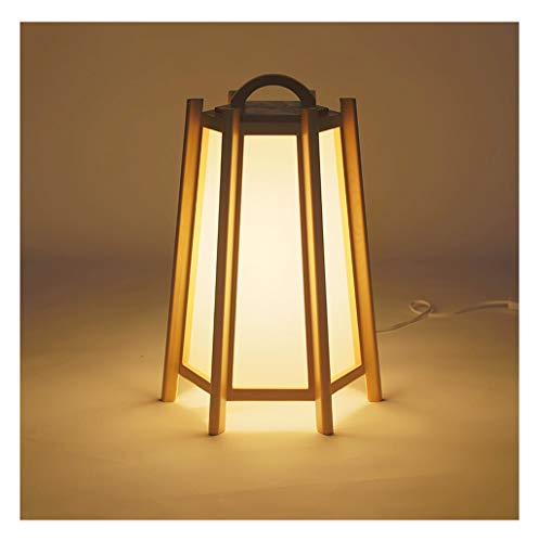THOR-BEI Lámpara de pie Creativa Simple, Tatami Nordic ...