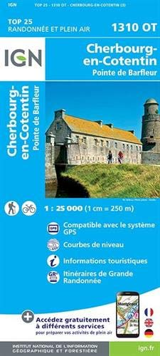 1310OT CHERBOURG EN COTENTIN POINTE DE BARFLEUR / RECTO par COLLECTIF