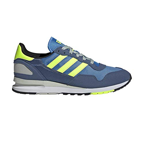 adidas Originals Lowertree - blau/gelb - EU 46