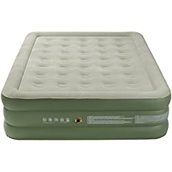 Coleman Unisex Airbed Maxi Comfort Bed, Green, King