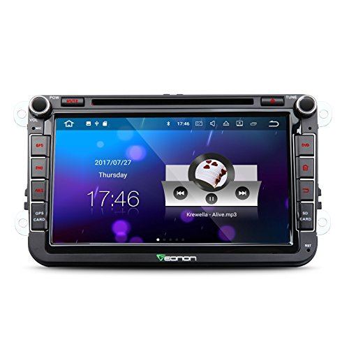 Eonon Android 7 1 GPS Sat Nav 2 Din 8 VW | Offer of the day