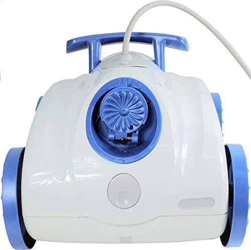 Interline 53135200 Poolroboter Saugroboter 5200 Pool Cleaner Bodensauger Poolsauger Poolreiniger keine Filteranlage notwendig