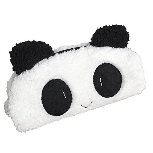 Harpily astuccio portapenne astuccio lol carina kawaii panda 3d astuccio per bambini borsa panda astuccio grande per la scuola per bambini ragazzi e ragazza