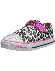 Skechers ShufflesLil Wild - Zapatillas de lona niña