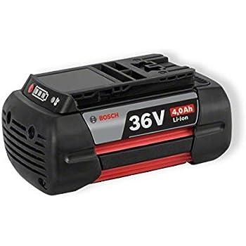 Bosch Professional Zubeh/ör 2 607 336 002 36-V-Einschubakkupack HD Li Ion 1.3 Ah