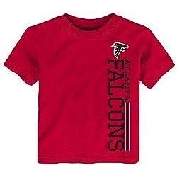 NFL Atlanta Falcons Boys Short sleeve Tee