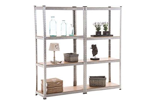 clp-2x-scaffale-ad-alta-portata-in-metallo-zincato-scaffale-per-magazzino-portata-640-kg-4-ripiani-1