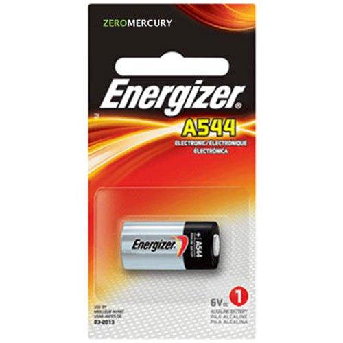 2 Energizer A544BP A544 Alkaline Batterien (6 V, PX28 L544 28A 6v-energizer