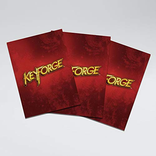 Keyforge Aries DECK BOX-Rosso