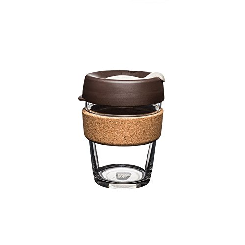 KeepCup Changes Makers Brew Cork - Almond 12oz