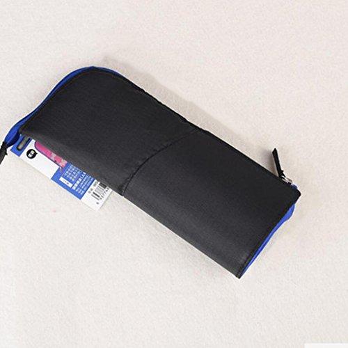 Liu Yu·Bureau, bureau, fournitures de bureau de papeterie 180 * 86 noire multi-fonctionnelle crayon poche déformation boîte de papier