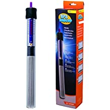 BPS (R) Calentador Sumergible 200W - 31.5cm para Pecera Calefacción de Varilla para