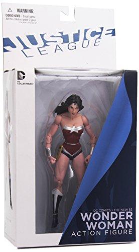 DC Collectibles AUG120306 Justice League Wonder Woman Action Figure