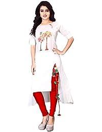 Dhruvi Trendz Women's Clothing Kurti For Women Latest Design Party Wear Collection (k1178)