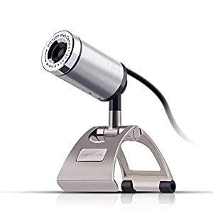 webcamcámaras web: Webcam 720P, PAPALOOK PA150 Cámara Web Alta Definición con Micrófono Incorporado...