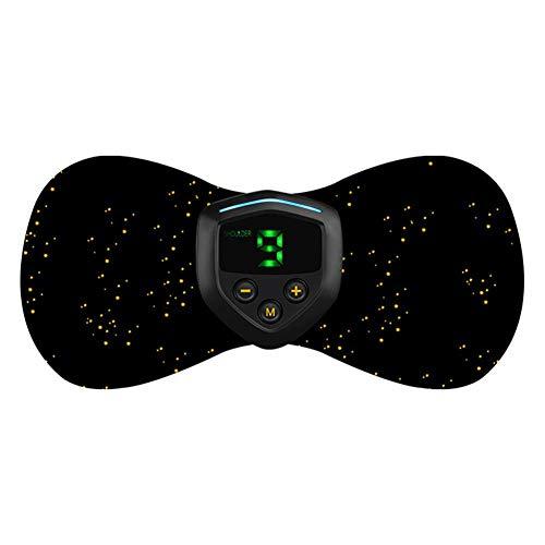 hook.s Tragbares intelligentes Halswirbelsäulen-Massagegerät, multifunktionaler Nackenmassageaufkleber für das Gesundheitswesen, geeignet für Langzeittrainer, Fahrer
