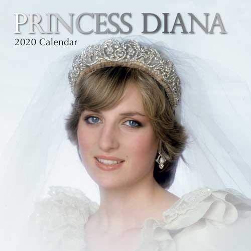 Princess Diana: 2020 Square Wall Calendar