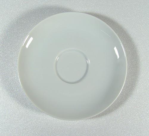 19600-serie (Rosenthal - Moon - Kaffee-Untertasse - Weiß - Ø14,5 cm)