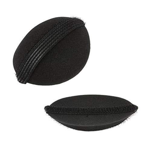 SUPVOX 2 Unids Magic Hair Styling Clip Accesorio Almohadilla