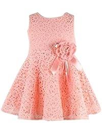 K-youth Vestido Bebe Niña Verano, Ropa Bebe Niña Verano Vestido Niña Ceremonia Princesa