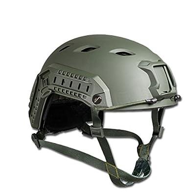 """US Helm Paratrooper """"Fast"""" W/Rail von Mil-Tec bei Outdoor Shop"""