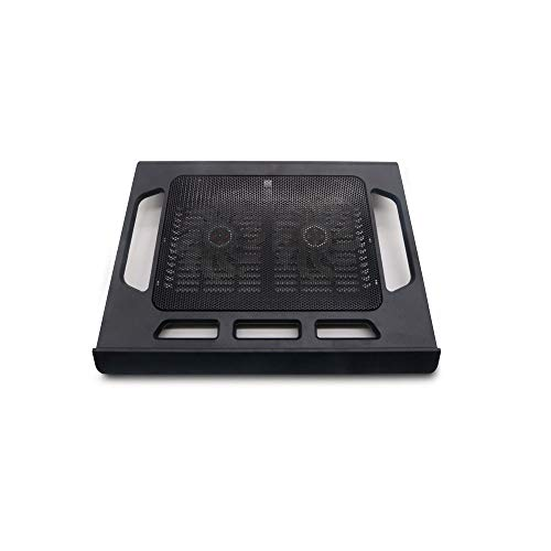 0 ℃ Outdoor 12-15 Zoll Laptop Cooling Pad, Leise Fans Kühler Chill Mat Mit Einstellbarer Geschwindigkeit Lüfter und 3 Höhe Mount Stand 2 USB Ports Chill Mats -