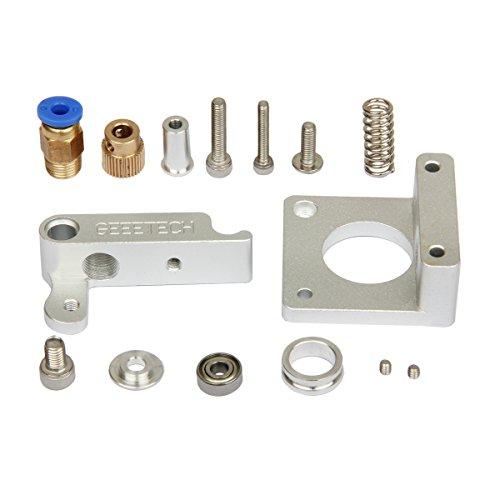 Extruder Aluminium-Feeder-Kit mit verstellbarer Schraube, für 1,75 mm Filament des 3D-Druckers MK8-Bowden-Extruderrahmen