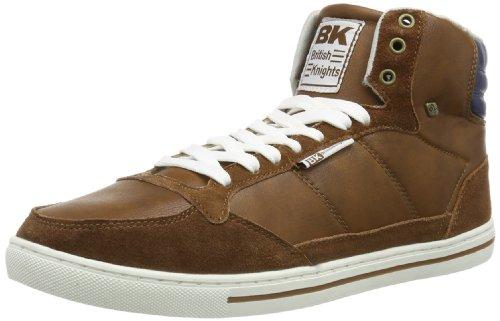 British Knights DOUGLAS B33-3643 Herren Sneaker Braun (cognac/navy 9)