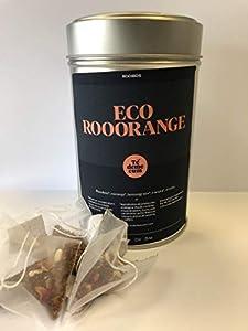 Tedemecum Rooorange Gourmet (25 x 2gr). Rooibos Biologique, Orange, Canela
