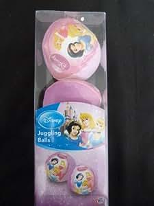 Disney Princess Juggling Balls (One Pack Supplied)