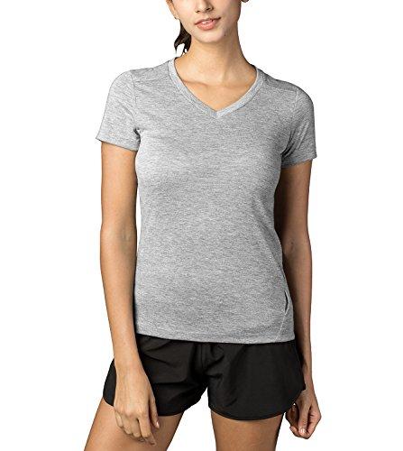 LAPASA Camiseta Deportiva de Mujer