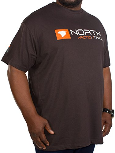Replika -  T-shirt - Uomo Black XXXX-Large