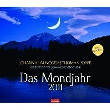 Das Mondjahr 2011: Wandkalender mit Fotos von Gerhard Eisenschink