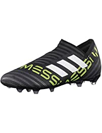 big sale a26bd b53d9 Adidas Nemeziz Messi 17 + 360 Agility FG – Scarpe da Calcio da Bambini, Nero