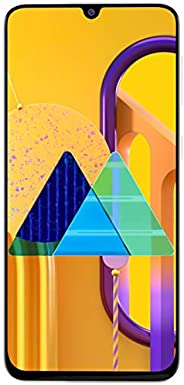 Samsung Galaxy M30s (White, 4GB RAM, Super AMOLED Display, 64GB Storage, 6000mAH Battery)