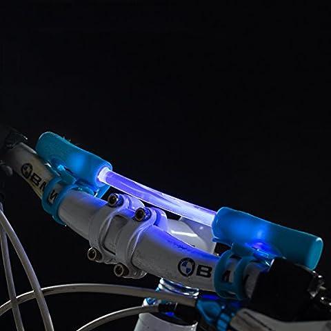 Bicicletta Sicurezza Luce.LED Super Flare Confezione Speciale