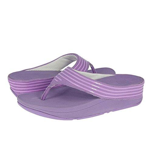 Ringer Toe Post - Dusty Lilac Purple