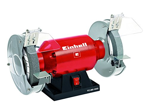 Einhell TH-BG 200 - Esmeriladora, disco 200