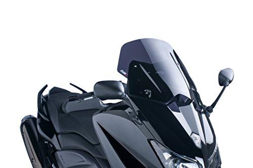 Puig 6036F parabrezza V-Techline Yamaha TMAX 12–13trasparente/Scuro Grigio Fumo