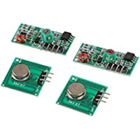 SM SunniMix 2x Émetteur Module Récepteur sans Fil Ensemble Kit Remplacement pour Arduino