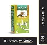 TE-A-ME Kashmiri Kahwa Green Tea Bag - 25 Tea Bags