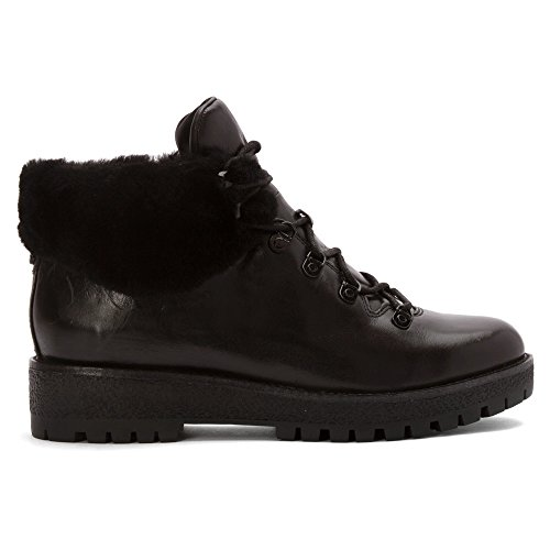 Michael Kors Michael Kors Womens Sneaker 40F5PUFE5L DIS.VACH+R.SHEA 001 BLACK NERO Schwarz