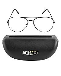 Large Size Amour Cool Aviator frames with dummy lenses{ SKU46 -A }